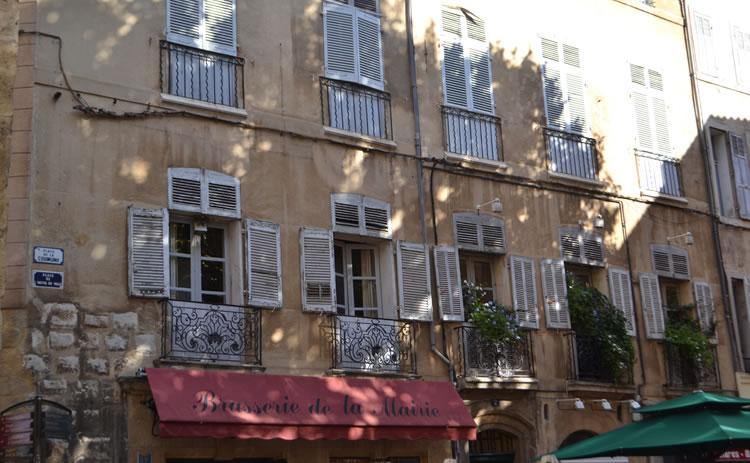 Aix en Provence building
