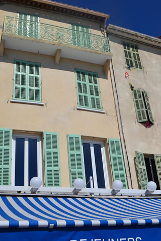 Building, Cassis in Provence