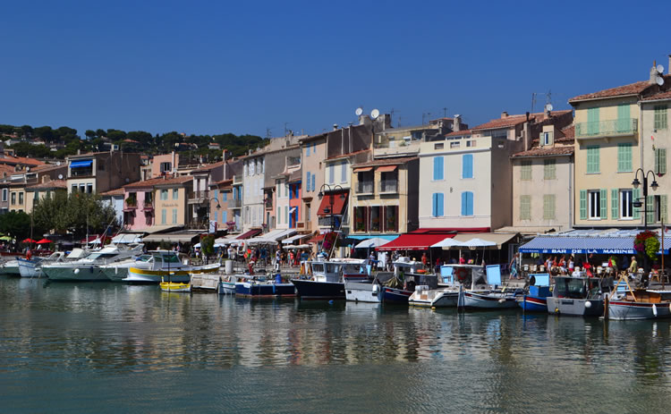 Cassis Harbour Provence