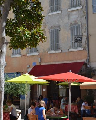 My Dreamy Provence - parasols
