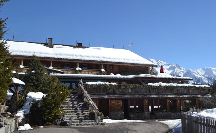 Hotel and Chalet Le Croix Fry
